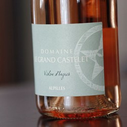 Domaine Le Grand Castelet Violon d´Ingres Rosé